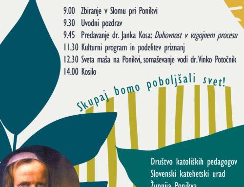 Slomškov dan 2019