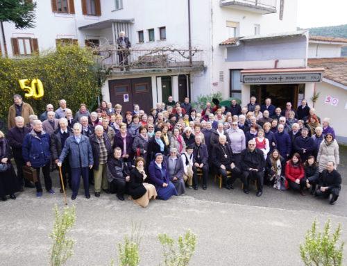 Praznovanje 50. obletnice katehetskega simpozija