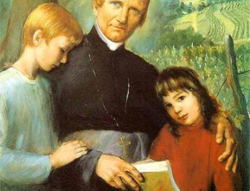 Družinsko molitveno bogoslužje ob Slomškovi nedelji