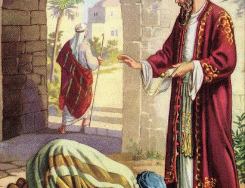 Molitveno bogoslužje za družine – 24. ned. med letom