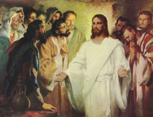 Skupaj in z Njim – 3. velikonočna nedelja