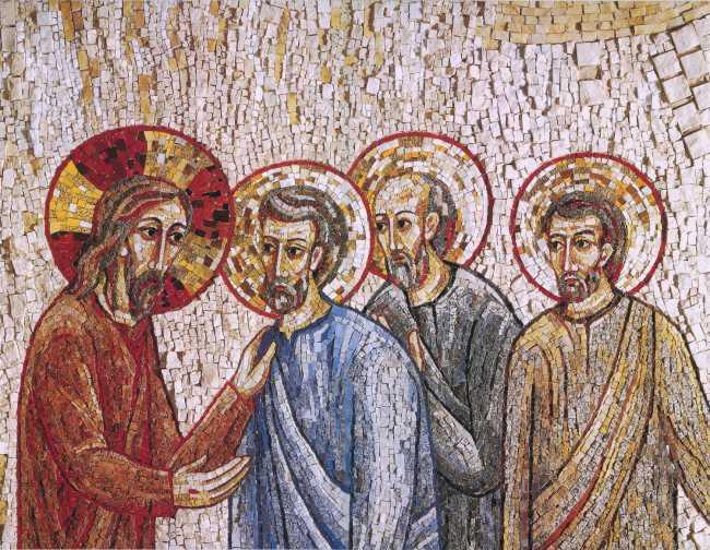 Skupaj in z Njim – 6. velikonočna nedelja