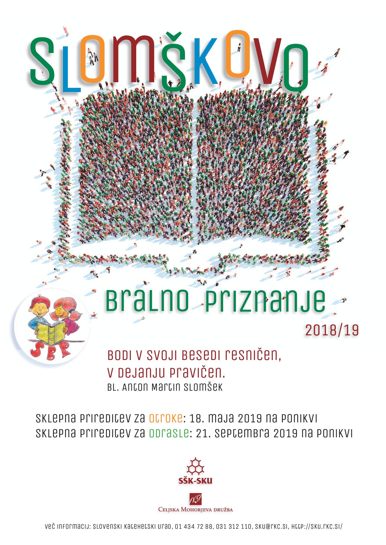 Slomškovo bralno priznanje 2018/19